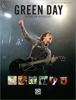 Green Day: Guitar TAB Anthology