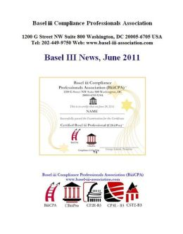 Basel III News, June 2011