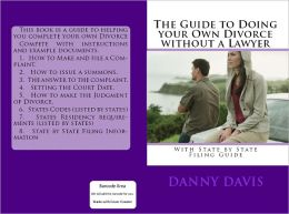 The Guide to Doing your Own Divorce without a Lawyer