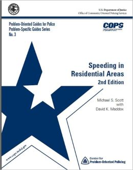 Speeding in Residential Areas, 2nd Edition