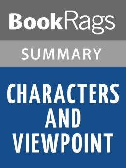 Characters and Viewpoint by Orson Scott Card l Summary & Study Guide