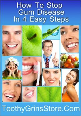 How To Stop Gum Disease In 4 Easy Steps