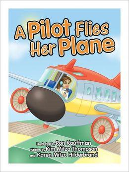A Pilot Flies Her Plane