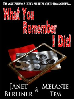 What You Remember I Did