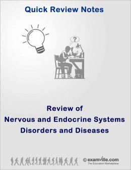 Quick Review Nervous and Endocrine Systems: Disorders and Diseases