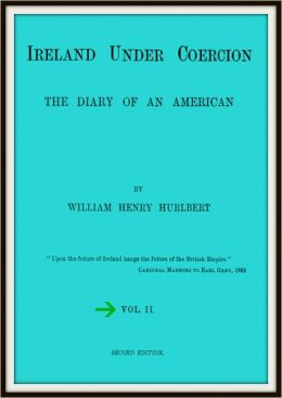 Ireland Under Coercion; the diary of an American V2