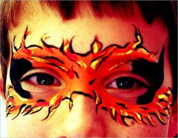 THE FLEDGLING FACE PAINTER: Tools, Tips, and Ideas