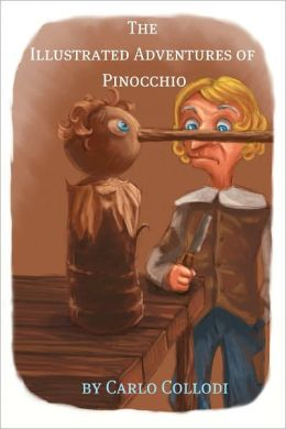 The Illustrated Adventures of Pinocchio
