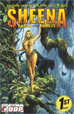 Sheena-Queen of the Jungle #1