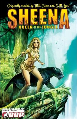 Sheena-Queen of the Jungle #2