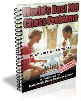 WORLD'S BEST 700 CHESS PROBLEMS