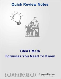 GMAT: Math Formulas You Need To Know