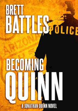 Becoming Quinn - A Jonathan Quinn Novel