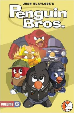 Penguin Bros # 5
