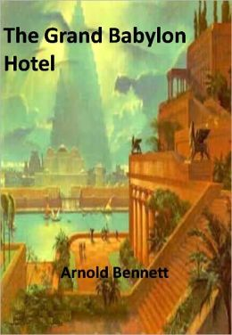 The Grand Babylon Hotel w/ Nook Direct Link Technology (A Classic Mystery tale)
