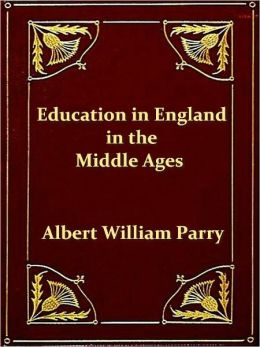 Education in England in the Middle Ages