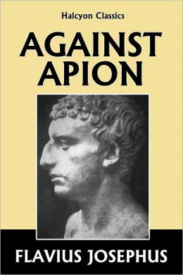 Against Apion by Josephus