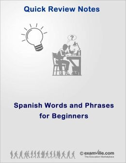 Spanish Words and Phrases for Beginners