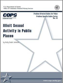 Illicit Sexual Activity in Public Places