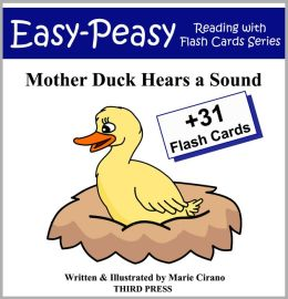 Mother Duck Hears a Sound (Sight Words Book & Flash Cards)