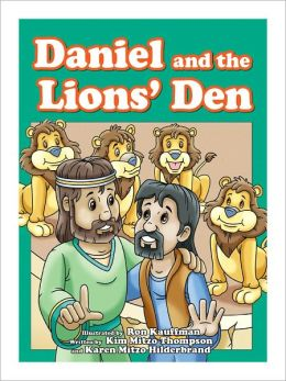Bible Stories: Daniel And The Lions Den