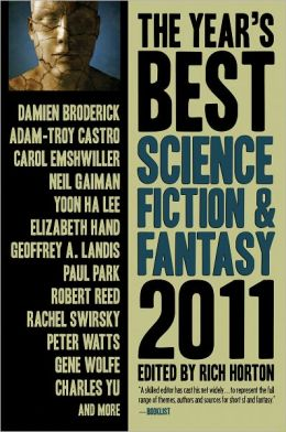 The Year's Best Science Fiction and Fantasy 2011