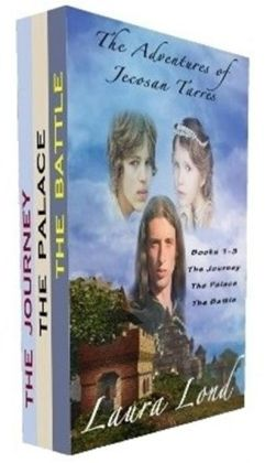 The Adventures of Jecosan Tarres (Omnibus, the whole trilogy)