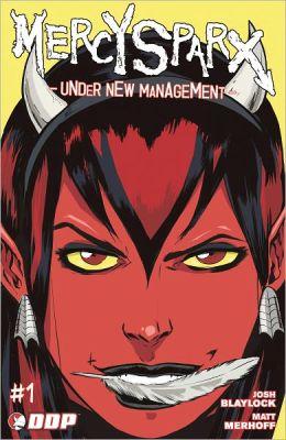 Mercy Sparx : Under New Management # 1