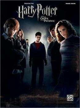 Harry Potter and the Order of the Phoenix (TM), Selections from