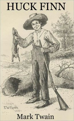 Huckleberry Finn Illustrated: 170 illustrations with Complete Adventures of Huck Finn