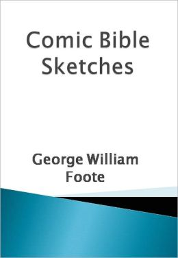 Comic Bible Sketches w/ DirectLink Technology (Religious Book)