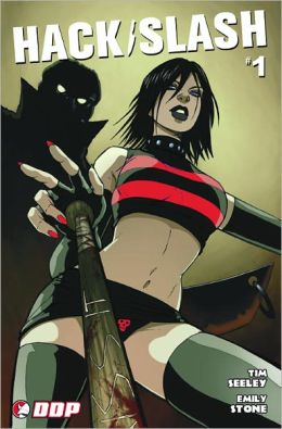 HackSlash #1 (Comic Book)