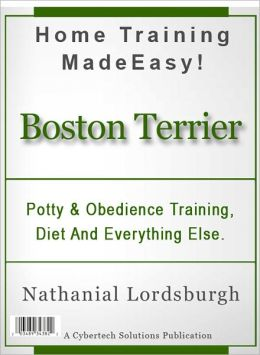 Potty And Obedience Training, Diet And Everything Else For Your Boston Terrier