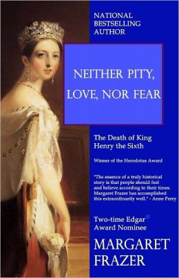 Neither Pity, Love, Nor Fear