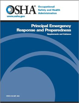 Principal Emergency Response and Preparedness - Requirements and Guidelines