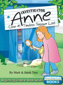 Investigator Anne - Timeless Treasure Lost
