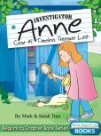 Book Cover Image. Title: Investigator Anne - Timeless Treasure Lost, Author: Sarah Treu