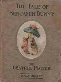 The Tale of Benjamin Bunny *COLOR ILLUSTRATED* - (Formatted & Optimized for Nook)