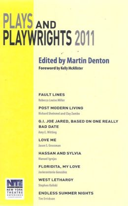 Plays and Playwrights 2011