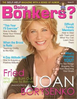 Going Bonkers? Issue 21