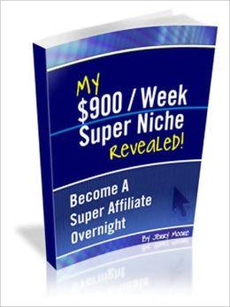 900 Dollar Niche