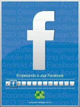 Empezando a usar Facebook