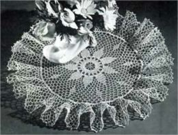 Even More Lacey Doily Patterns To Crochet – 7 Vintage Unique Patterns