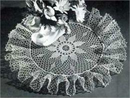 Even More Lacey Doily Patterns To Crochet – 7 Vintage Unique Patterns