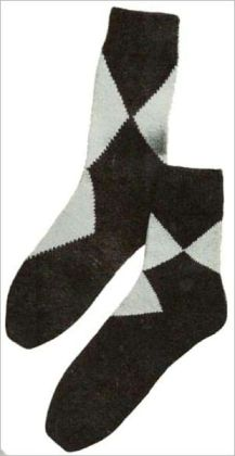 Knit Your Own Socks – Vintage Sock Patterns To Knit For Children