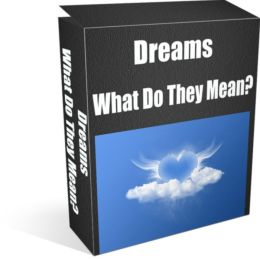Dreams What Do They Mean?