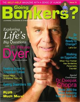 Going Bonkers? Issue 16