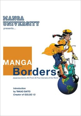 Manga Without Borders Vol. 1