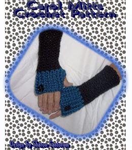 Carol Mitts Crochet Pattern