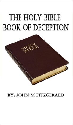 The Holy Bible Book of Deception